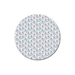 Cute Cats I Magnet 3  (round) by tarastyle
