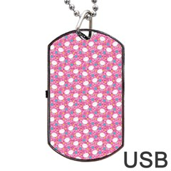 Cute Cats Iii Dog Tag Usb Flash (two Sides) by tarastyle