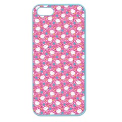 Cute Cats Iii Apple Seamless Iphone 5 Case (color) by tarastyle