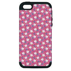 Cute Cats Iii Apple Iphone 5 Hardshell Case (pc+silicone) by tarastyle