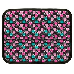 Cute Cats Iv Netbook Case (xxl)  by tarastyle