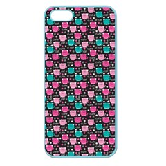 Cute Cats Iv Apple Seamless Iphone 5 Case (color) by tarastyle