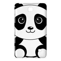 Bear Panda Bear Panda Animals Samsung Galaxy Tab 4 (7 ) Hardshell Case  by Nexatart