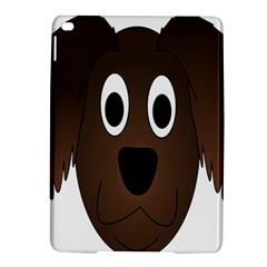 Dog Pup Animal Canine Brown Pet Ipad Air 2 Hardshell Cases by Nexatart