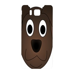 Dog Pup Animal Canine Brown Pet Samsung Galaxy Alpha Hardshell Back Case by Nexatart
