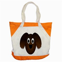 Dog Pup Animal Canine Brown Pet Accent Tote Bag