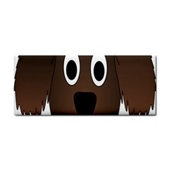 Dog Pup Animal Canine Brown Pet Cosmetic Storage Cases