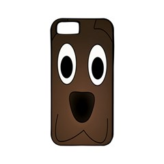 Dog Pup Animal Canine Brown Pet Apple Iphone 5 Classic Hardshell Case (pc+silicone) by Nexatart