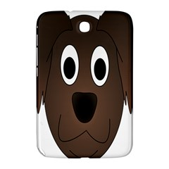 Dog Pup Animal Canine Brown Pet Samsung Galaxy Note 8 0 N5100 Hardshell Case  by Nexatart