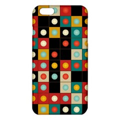 Colors On Black Iphone 6 Plus/6s Plus Tpu Case by linceazul