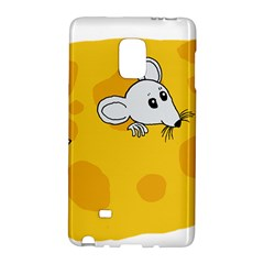 Rat Mouse Cheese Animal Mammal Galaxy Note Edge by Nexatart