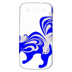 Skunk Animal Still From Samsung Galaxy S3 S Iii Classic Hardshell Back Case by Nexatart