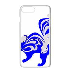 Skunk Animal Still From Apple Iphone 7 Plus White Seamless Case by Nexatart