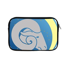 Ram Zodiac Sign Zodiac Moon Star Apple Ipad Mini Zipper Cases