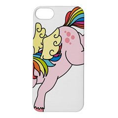 Unicorn Arociris Raimbow Magic Apple Iphone 5s/ Se Hardshell Case