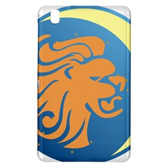 Lion Zodiac Sign Zodiac Moon Star Samsung Galaxy Tab Pro 8 4 Hardshell Case by Nexatart