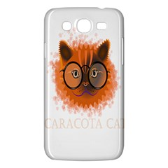 Cat Smart Design Pet Cute Animal Samsung Galaxy Mega 5 8 I9152 Hardshell Case