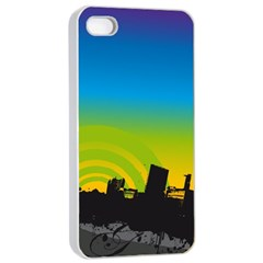 Youth Style Drive Vector 11397 3840x2400 Apple Iphone 4/4s Seamless Case (white) by amphoto