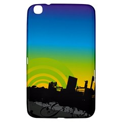 Youth Style Drive Vector 11397 3840x2400 Samsung Galaxy Tab 3 (8 ) T3100 Hardshell Case  by amphoto