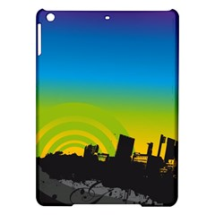 Youth Style Drive Vector 11397 3840x2400 Ipad Air Hardshell Cases by amphoto