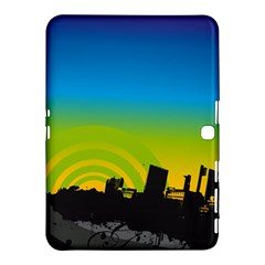 Youth Style Drive Vector 11397 3840x2400 Samsung Galaxy Tab 4 (10 1 ) Hardshell Case  by amphoto