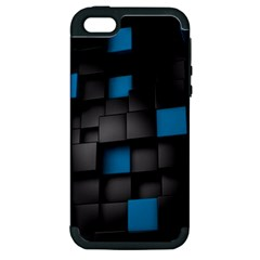 3563014 4k 3d Wallpaper Apple Iphone 5 Hardshell Case (pc+silicone)
