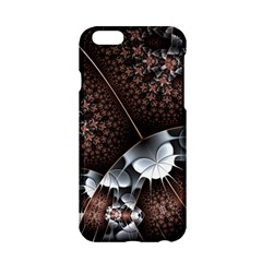 Lines Background Light Dark 81522 3840x2400 Apple Iphone 6/6s Hardshell Case by amphoto