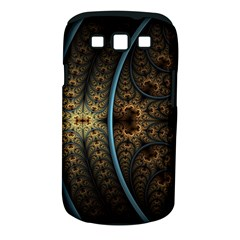 Lines Dark Patterns Background Spots 82314 3840x2400 Samsung Galaxy S Iii Classic Hardshell Case (pc+silicone) by amphoto