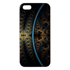 Lines Dark Patterns Background Spots 82314 3840x2400 Iphone 5s/ Se Premium Hardshell Case by amphoto