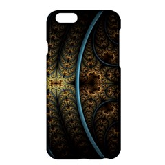 Lines Dark Patterns Background Spots 82314 3840x2400 Apple Iphone 6 Plus/6s Plus Hardshell Case by amphoto