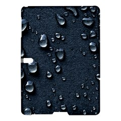 Surface Texture Drops Moisture 18094 3840x2400 Samsung Galaxy Tab S (10 5 ) Hardshell Case  by amphoto