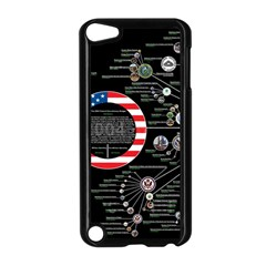 67732982 Political Wallpapers Apple Ipod Touch 5 Case (black) by amphoto