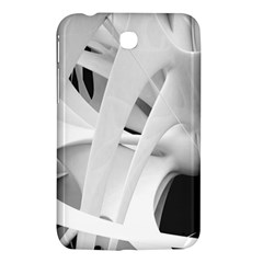 Abstract Art 4k Resolution Wallpaper  Samsung Galaxy Tab 3 (7 ) P3200 Hardshell Case  by amphoto