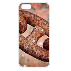 Chain Fixture Rust 106586 3840x2400 Apple Iphone 5 Seamless Case (white) by amphoto