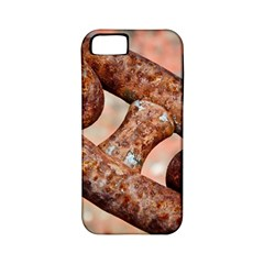 Chain Fixture Rust 106586 3840x2400 Apple Iphone 5 Classic Hardshell Case (pc+silicone) by amphoto