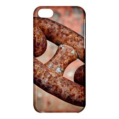 Chain Fixture Rust 106586 3840x2400 Apple Iphone 5c Hardshell Case by amphoto