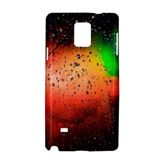 Cool Rush 4k Abstract Wallpapers Samsung Galaxy Note 4 Hardshell Case