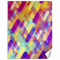 Colorful Abstract Background Canvas 18  X 24   by TastefulDesigns