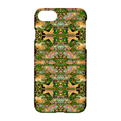 Star Shines On Earth For Peace In Colors Apple Iphone 7 Hardshell Case by pepitasart