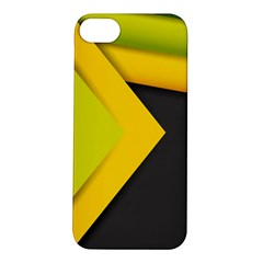 Abstraction Lines Stripes  Apple Iphone 5s/ Se Hardshell Case by amphoto