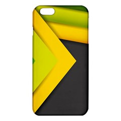 Abstraction Lines Stripes  Iphone 6 Plus/6s Plus Tpu Case by amphoto