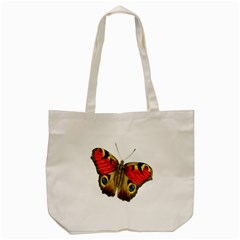 Butterfly Bright Vintage Drawing Tote Bag (cream) by Nexatart
