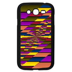 Autumn Check Samsung Galaxy Grand Duos I9082 Case (black)