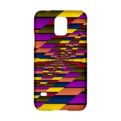 Autumn Check Samsung Galaxy S5 Hardshell Case