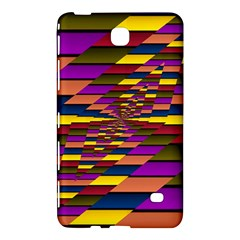 Autumn Check Samsung Galaxy Tab 4 (8 ) Hardshell Case  by designworld65