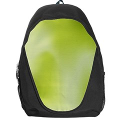 Green Soft Springtime Gradient Backpack Bag