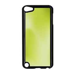 Green Soft Springtime Gradient Apple Ipod Touch 5 Case (black) by designworld65