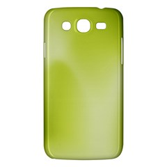 Green Soft Springtime Gradient Samsung Galaxy Mega 5 8 I9152 Hardshell Case  by designworld65