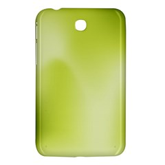 Green Soft Springtime Gradient Samsung Galaxy Tab 3 (7 ) P3200 Hardshell Case  by designworld65