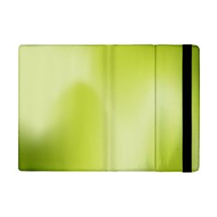Green Soft Springtime Gradient Ipad Mini 2 Flip Cases